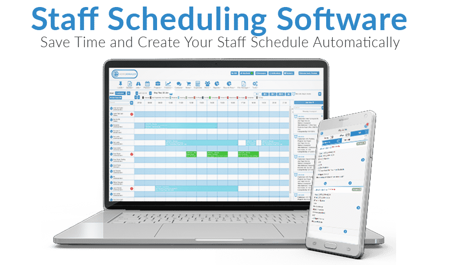 Create Your Staff Schedule Automatically