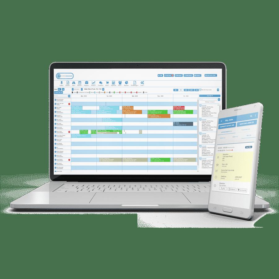 Staff Scheduling Software