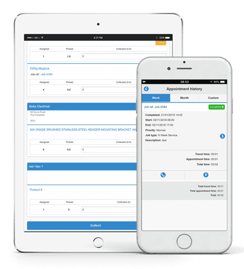 Field Service Management Software Available on Mobile Devices