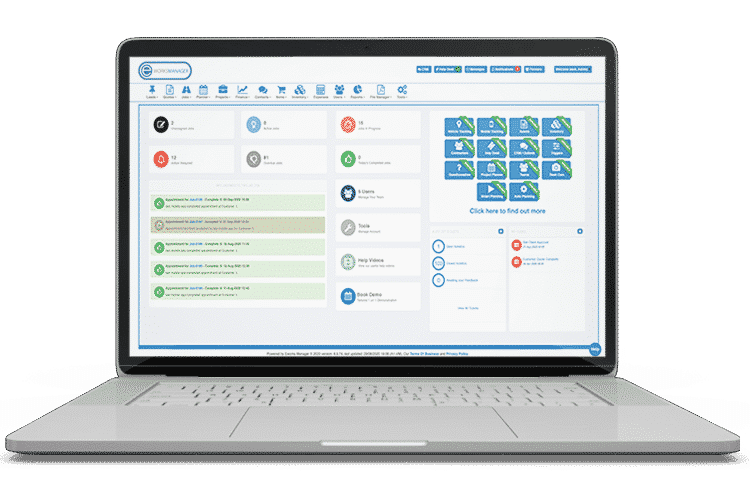 CMMS System - The Best Field Service Management Software
