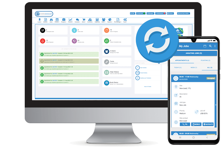 Job Management Software built for Mobile Workers